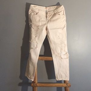 Refuge light pink jeans
